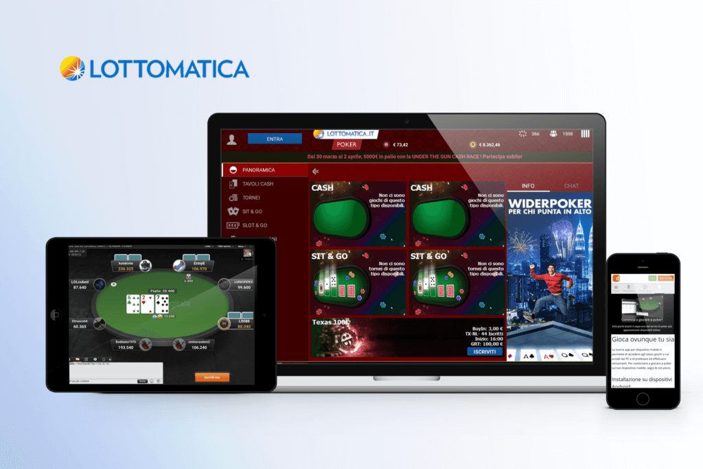 Lottomatica Poker